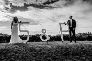 Highdown Vineyard - Couple