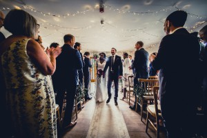 Highdown Vineyard - Wedding service